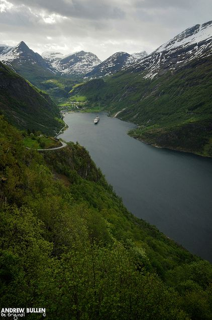 travel blog norway fjords fairy tales