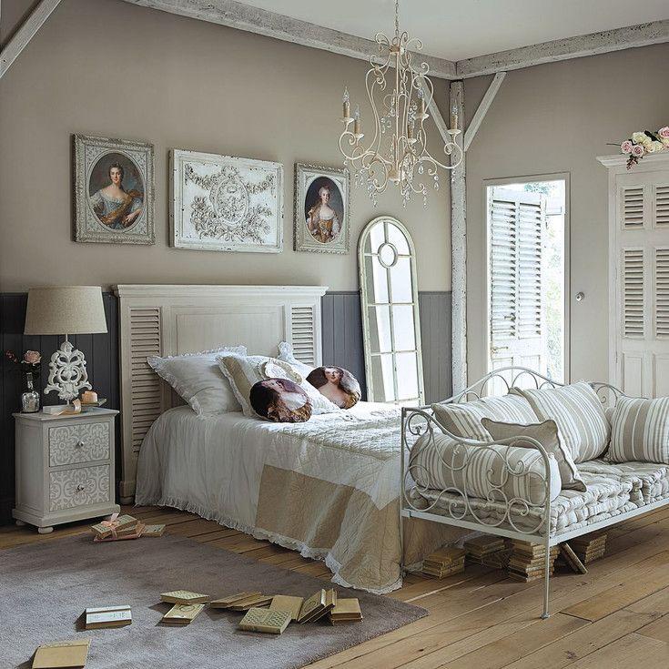 Meubles et d coration de style romantique et cosy - Deco salon chambre ...