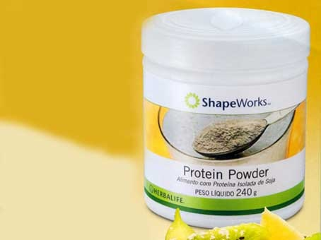 Herbalife Protein Powder - to be mixed with Herbalife Shake Powder.