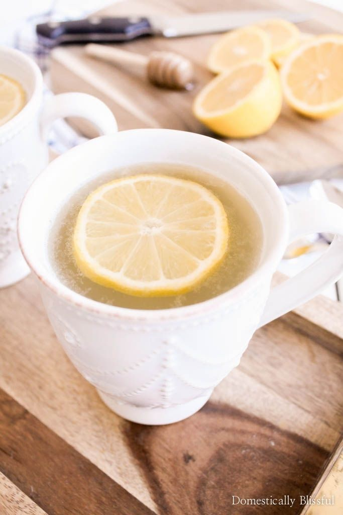 Warm Lemon Honey Water | Recipe | Honey lemon tea, Honey lemon water, Honey  and lemon drink