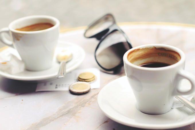 A pausa do café pode não resolver seus problemas, mas sempre te ajuda a pensar, não é mesmo? Então que tal aproveitar que o café quentinho acabou de sair para fazer um intervalo?