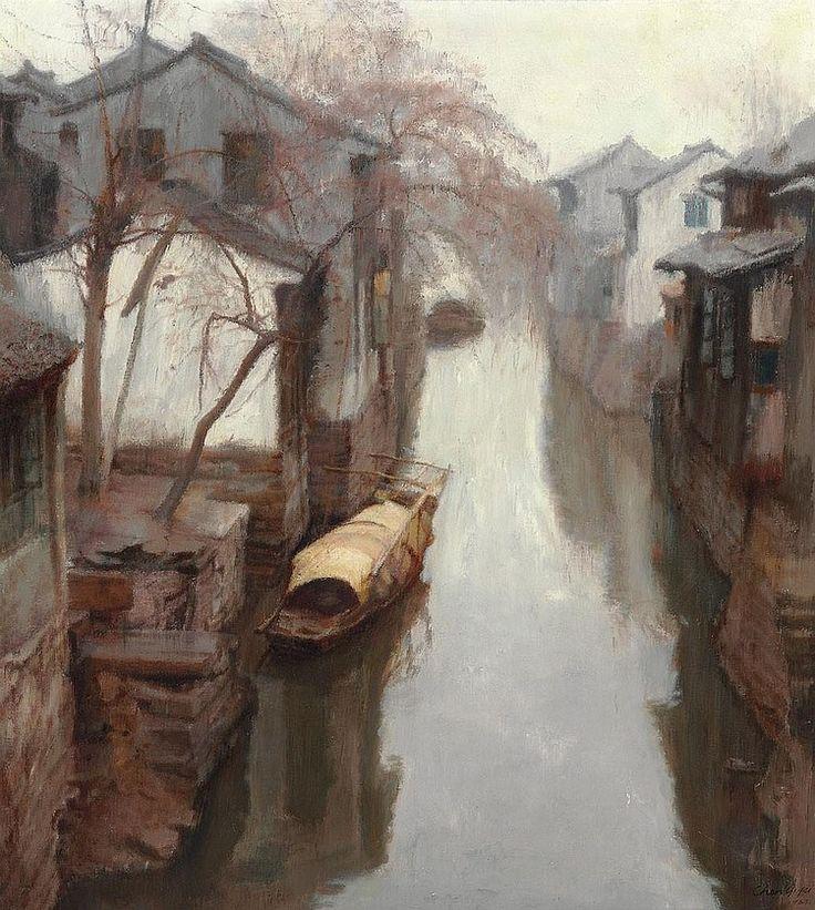 282 best Art Oriental Art images on Pinterest