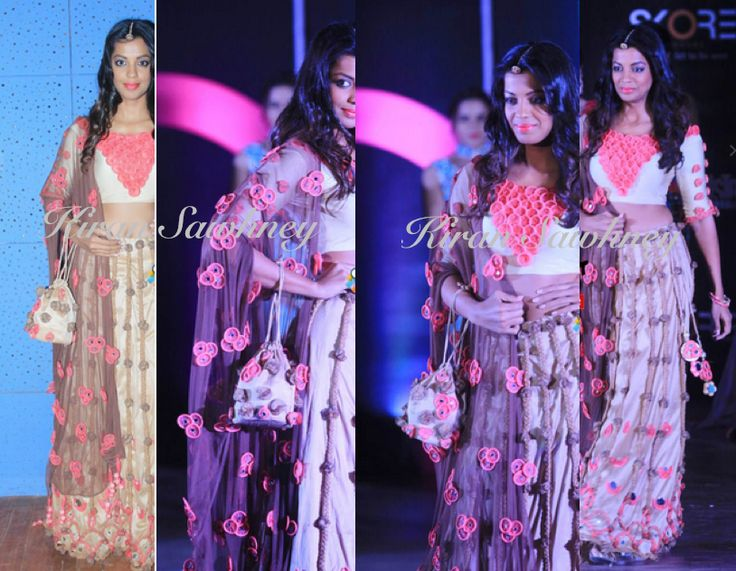 Top Indian fashion and lifestyle blog: Mugdha Godse- at India's 1st Condom Fashion Show -...