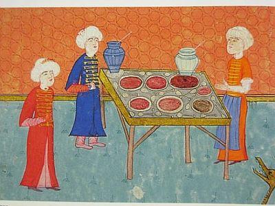 DIMA SHARIF: Ottoman Jam Makers