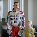 Mobil 1TM Annual Protection Does Its Job for One Full Year…Can Tony Stewart?