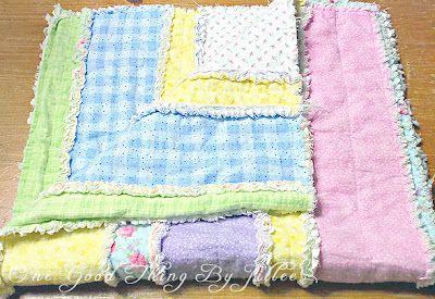 Rag quilt: Baby Rag Quilts, Babies, Craft, Flannels, Diy'S, Baby Blankets, Diy Flannel, Baby Quilt