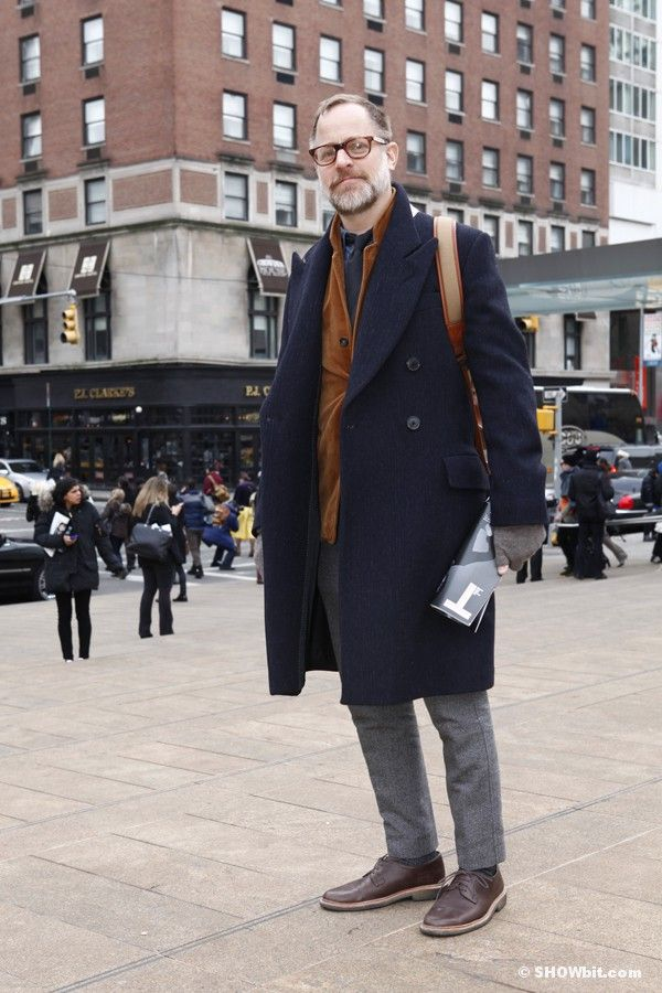 """#NYFW FALL/2013 STREET STYLE DAY 1 """"Fighting against cold"""""""