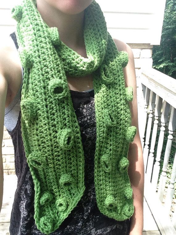 Crochet Tentacle Scarf by NorthernHooker on Etsy & 15 best Jamieu0027s Crochet Hats Scarves and More images on Pinterest ...