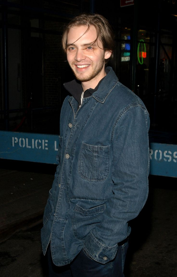 Aaron Stanford // I really liked him as Pyro in the X-men movies. He's still funny in Nikita.