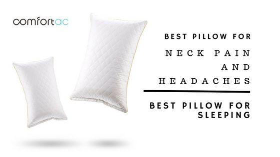 neck pain on stiff foam images review pillow shredded pinterest for and comfortac headaches head memory best pillows the sore