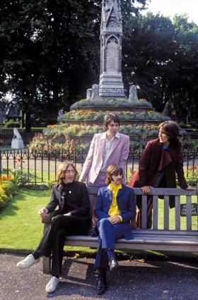 The Mad Day Out Photo Session photo album  On July 28th, 1968, Don McCullin spent a whole day photographing the band. There was a need for contemporary publicity images and the band and they visited a variety of locations from the Thames docks to Paul's garden.
