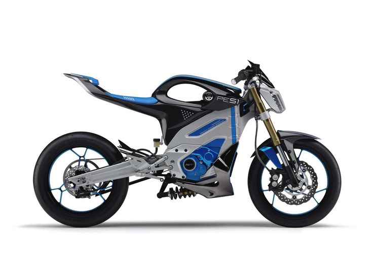 Looks Like the Yamaha PES1 Electric Street Bike Is a Runner - Asphalt & Rubber