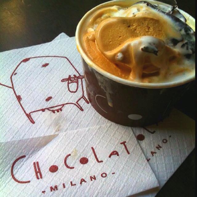 Gelato Milanaise