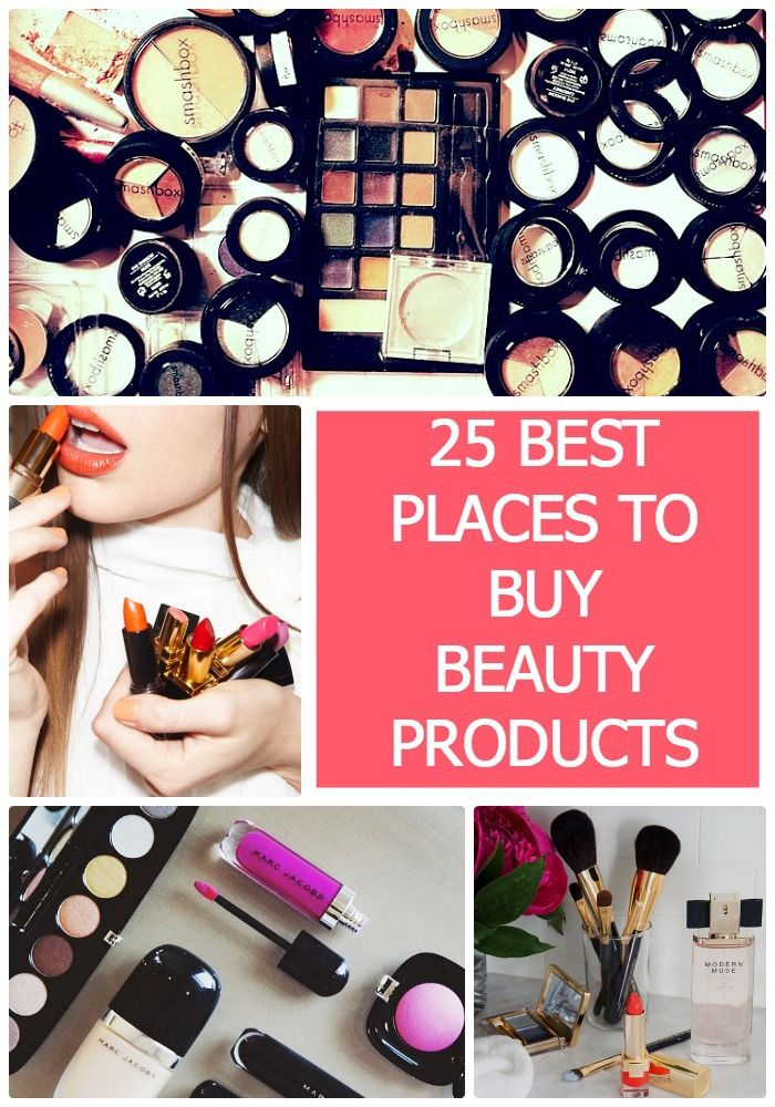 25 best beauty stores