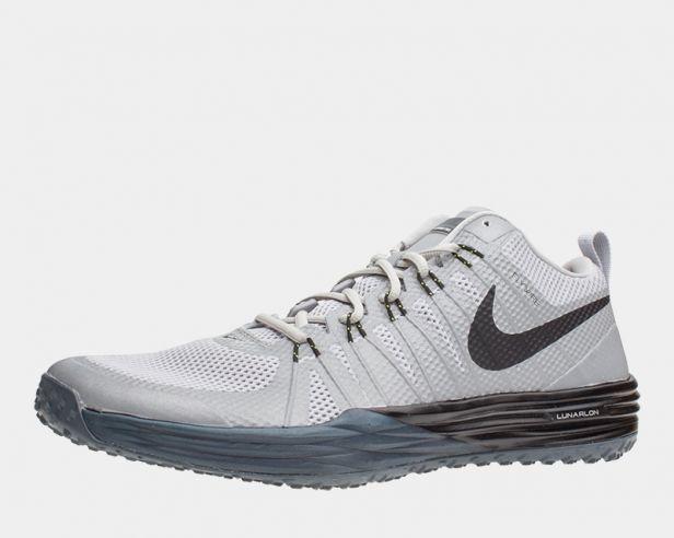competitive price 5abd6 5f17f ... air max Mens Nike Lunar TR1 Metallic SilverWolf GreyDark GreyBlack Size  16