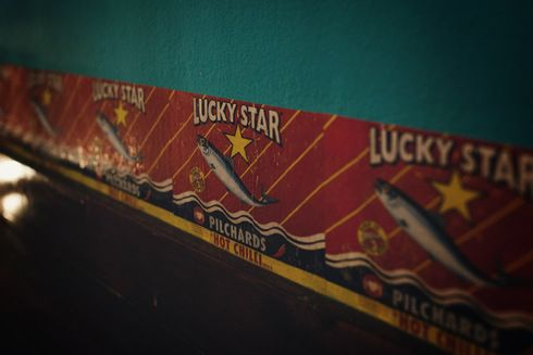 Lucky Tsotsi Shebeen - Darlinghurst, Sydney (A Table For Two)