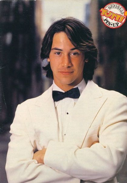 keanu reeves  I'm going to guess and say this is from The Night Before