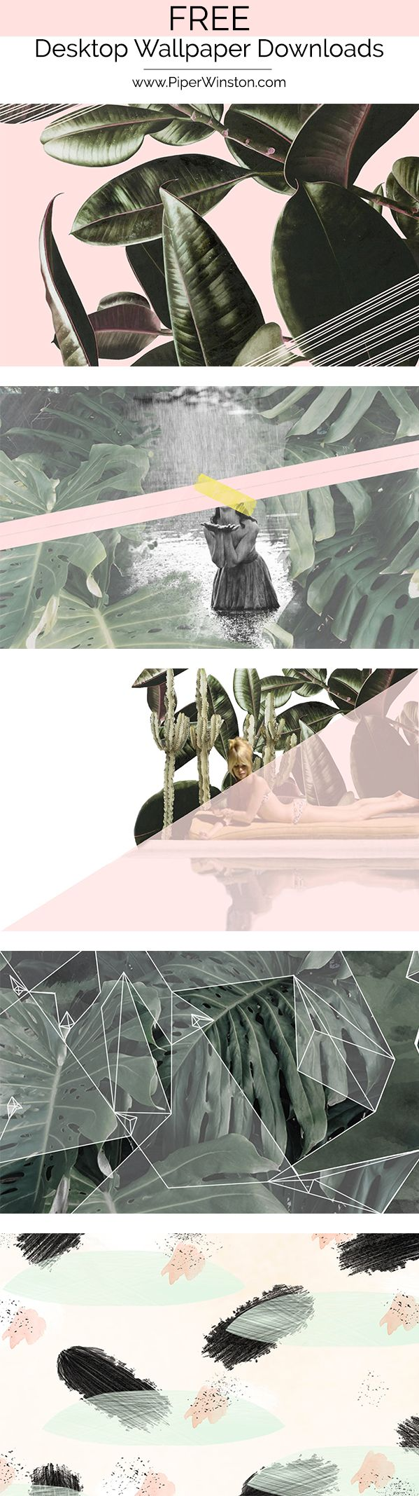 FREE | Desktop + iPhone Wallpaper downloads | PiperWinston.com