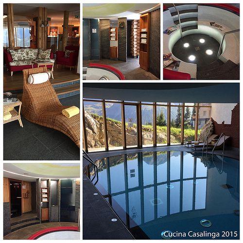 Der Alpin Spa im Hotel Goldener Berg #lech #arlberg #wellness #spa #gesundheit #urlaub #wellnessurlaub #gesundheitsurlaub