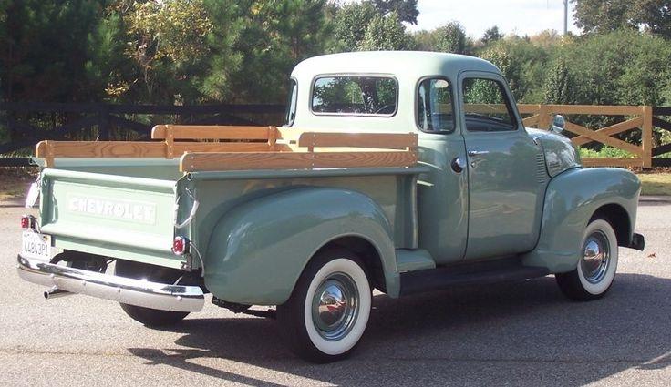 '51 5-window Chevy 3100
