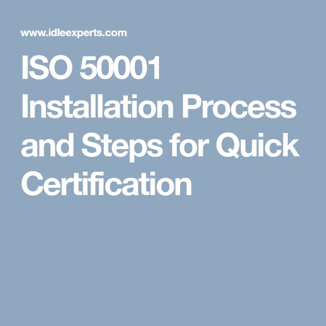 15 best iso 50001 certification images on pinterest management iso 50001 installation process and steps for quick certification fandeluxe Gallery