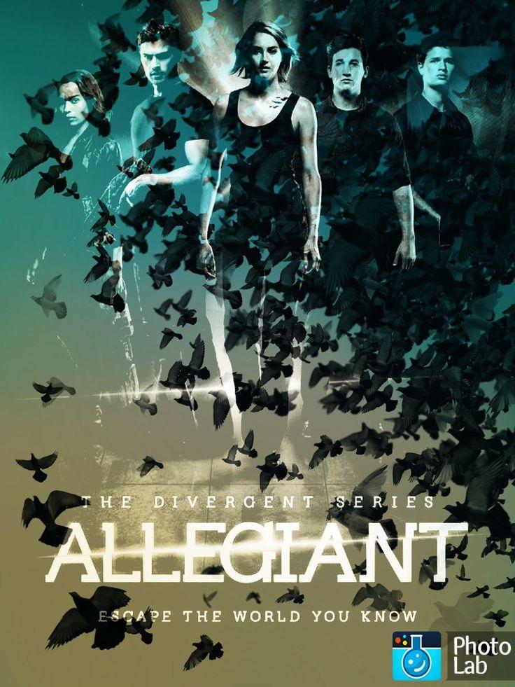 #Allegiant