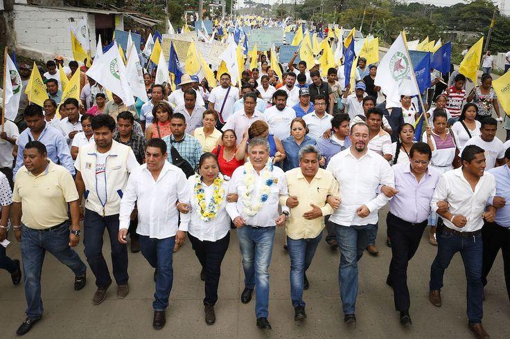 ¡Oaxaca no se vende, decidirá en las urnas por la democracia!