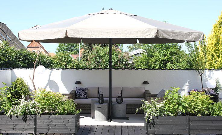 Vores terrasse - før/efter - Bettina Holst Blog