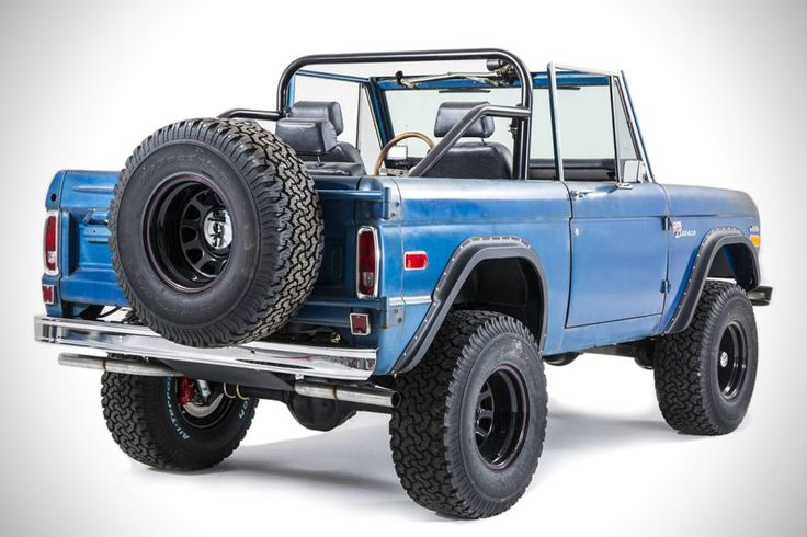 1969 FORD BRONCO...
