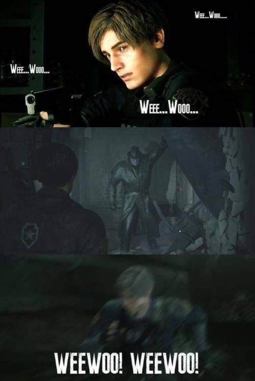 Wee woo..  Follow us for more video gaming related posts!