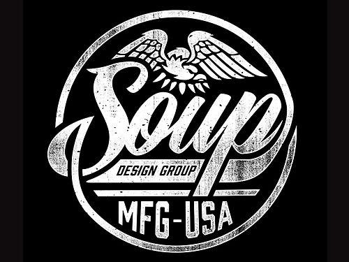 Soup Design Group Eagle Tee by Dan Janssen
