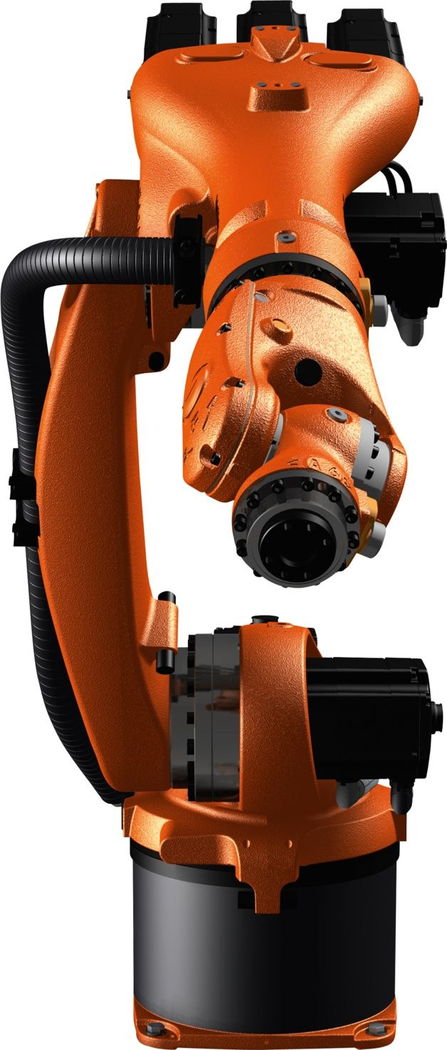 KUKA KR 5 arc Industrial Robots have now become established in many other sectors besides the automotive industry. #robotics #technology