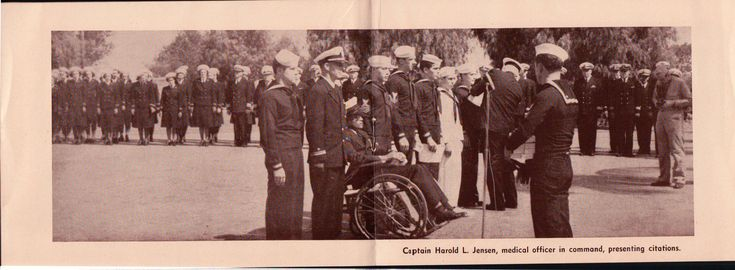 https://flic.kr/p/Jw7vfk | Pictures of US Naval Hospital Corona, Califrnia | Photo book given to servicemen and women of the US Naval Hospital located in Corona, California. Likely printed in late 1945 or early 1946.