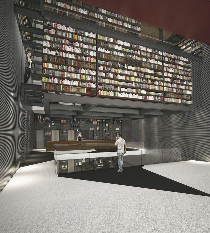 Galeria de Novo Edifício da Biblioteca da Faculdade de Direito da USP / Vinicius Mazzoni, Akanoe Martins Ferreira e Giuliana Siqueira Mocelin - 4