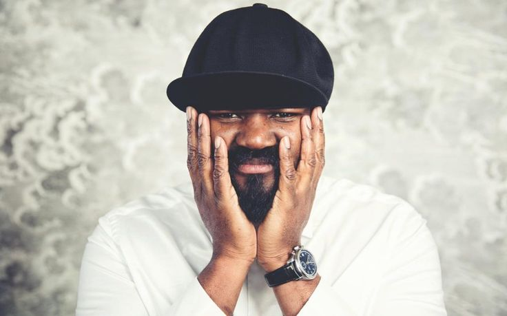 Gregory Porter: 'I took that racist insult and bought my house with it' - Gregory Porter is a big, stocky, bearded middle-aged jazz singer who wears a balaclava to cover facial scars.