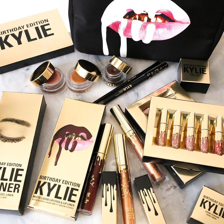 BIRTHDAY COLLECTION. available tomorrow at 3pm until Kylie's Birthday, August 10th. What do you guys think?!!!!