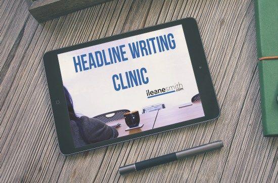 How to Sharpen Your Headline Writing Skills