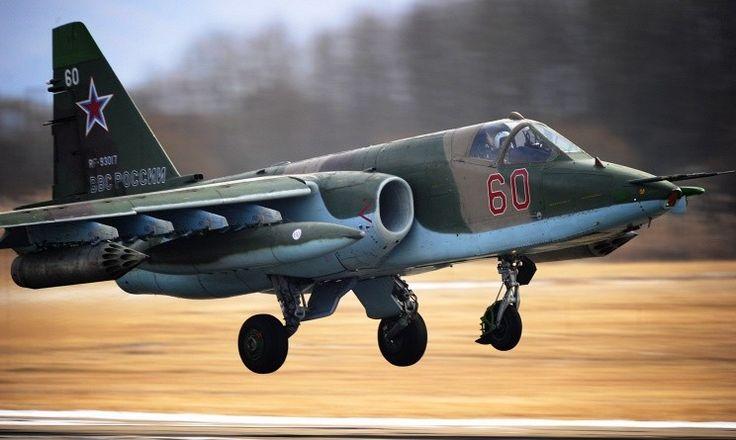 Sukhoi Su-25 (© Yuri Smityuk/TASS)