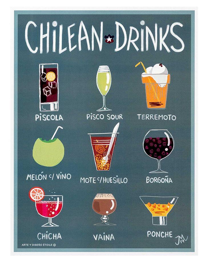 CHILEAN DRINKS