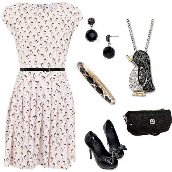 I WANT THAT PENGUIN DRESS!