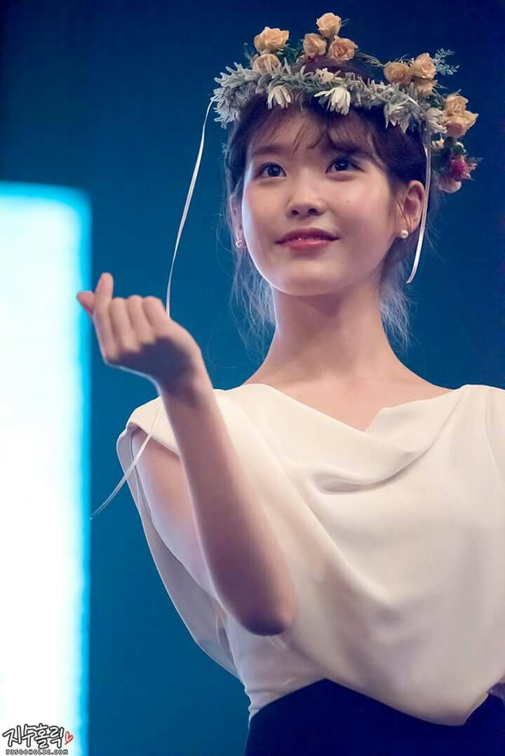 IU 160918 8th Debut Anniversary FM