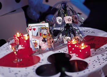 casino decoration - Google Search