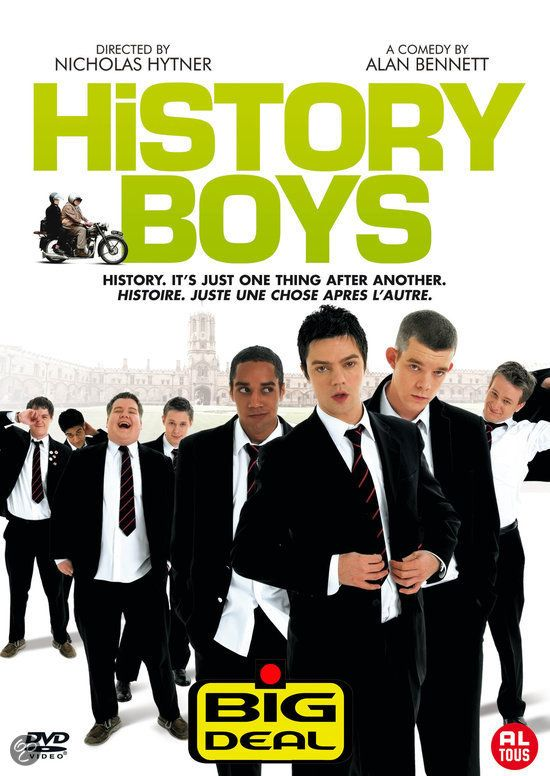 bol.com   History Boys, Stephen Campbell Moore, Andrew Knott & Samuel Anderson  ...