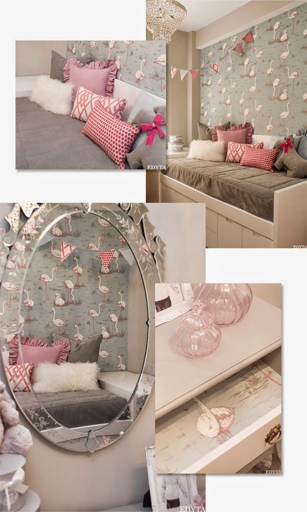 17 best images about id bedroom children on pinterest - Ideas vintage decoracion ...