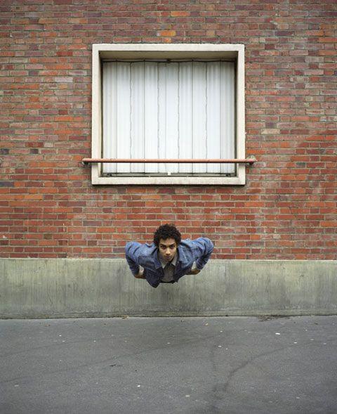 Denis Darzacq's incredible series of breakdancers