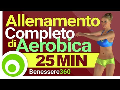 Come Tonificare il Corpo: Total Body Workout di 20 Minuti - Allenamento Completo a Casa - YouTube