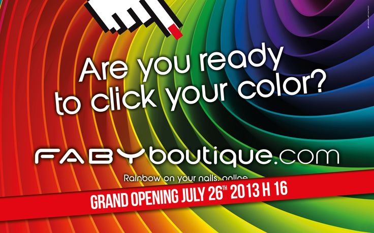 Faby Save the Date!!! #fabynails #fabyboutique #event #nails #nailpolish #smalti