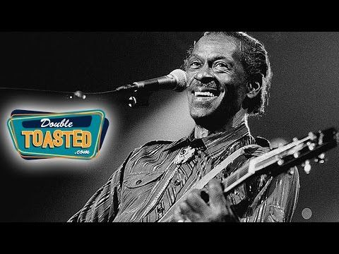 RIP CHUCK BERRY - Double Toasted Funny Podcast Highlight - YouTube