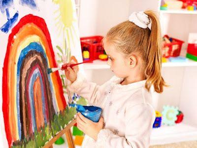"""Детский клуб """"KID FIT"""": О чем расскажет детский рисунок"""