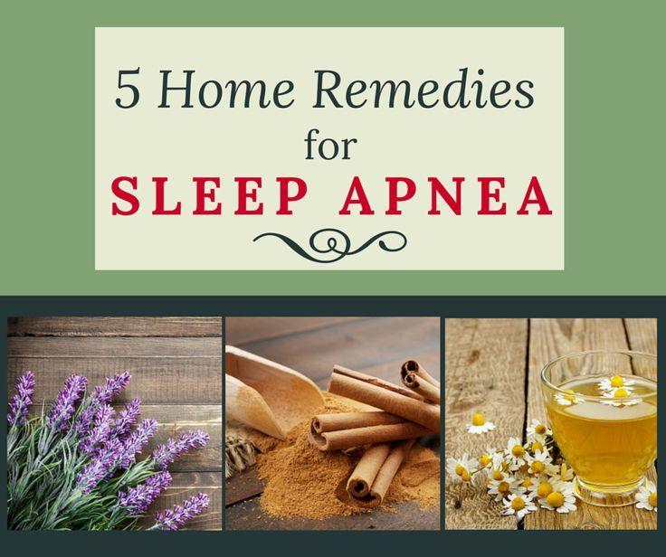 Ways To Treat Sleep Apnea Naturally